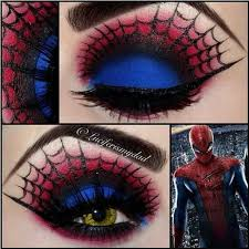 i dare you ilah beauty makeup geek wicked spiderman look by the amazingly talented luciferismydad using
