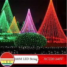 cheap wedding lighting ideas. Lighting Decoration For Wedding Ideas 100m White Led String Light 600leds Partying Xmas Junglespirit Cheap