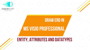 Grids not only help to align shapes within the drawing but can also be an important measurement tool. How To Draw Entity Relationship Diagram In Ms Visio Youtube
