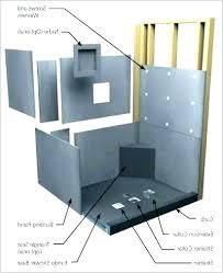 shower pan drain shower pan drain installation shower pan drain installing shower pan drain concrete floor