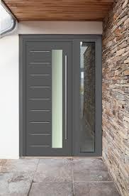 grey front doorEntrance Doors  KAT