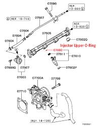 Mitsubishi Lancer Interior Parts Diagrams