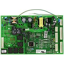 amazon com ge wr55x10942 refrigerator main control board home general electric wr55x10942 refrigerator main control board assembly