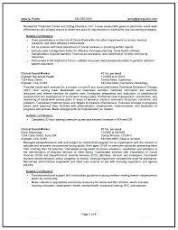 Social Worker Resume Example Delectable Social Worker Resume Sample 48 Social Worker Resume Sample