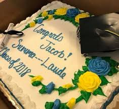 Publix Censors Cake For Summa Cum Laude Graduate Replaces Word With