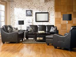 Living Room With Leather Furniture Incredible Pictures Of Living Rooms With Leather Furniture For