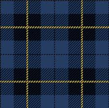 Cloth texture seamless pattern vector set Free vector in