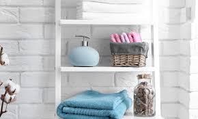 16 diy bathroom shelves ideas