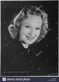 """Rita Johnson, Publicity Portrait for the Film, """"They All Come Out Stock  Photo - Alamy"""