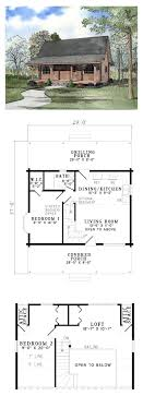 Small House Plans With Loft Bedroom 17 Best Ideas About Cabin Plans With Loft On Pinterest Small