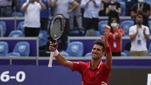 ATP Belgrad: Novak Djokovic fegt Federico Coria im Viertelfinale mit fast  perfekter Leistung vom Court - Tennis Video - Eurosport