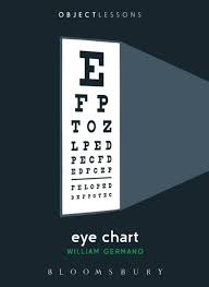 Where Can I Buy An Eye Chart Eye Chart Buy Eye Chart By William Germano At Low Price In