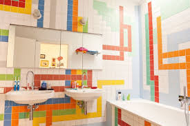 ... Bathroom, Captivating Kids Bathroom Ideas Toddler Girl Bathroom Ideas  Grenn Floor White Wall Sink Mirror ...