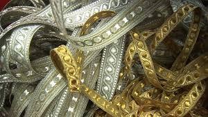 Gold Spinnen Leonische Ware Aus Roth Zwischen Spessart