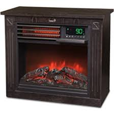 Lifesmart Infrared Fireplace 1800 Sq Ft HeaterInfrared Fireplace Heater