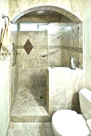 walk in shower designs without doors modern small bathroom with breathtaking showers