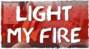The Doors Light My Fire Chords