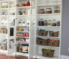 Kitchen Pantry Shelf Diy Kitchen Pantry Storage Home Design Ideas