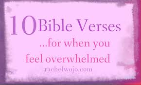 God Give Me Strength Quotes Delectable 48 Bible Verses For When You Feel Overwhelmed RachelWojo