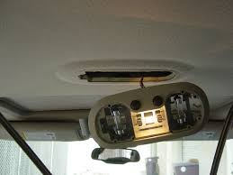 overhead flip down monitor installation instructions quality pulling out the dome light