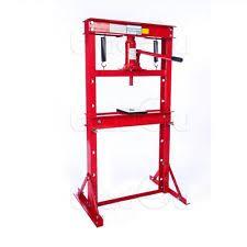 heavy duty hydraulic work garage press 12 ton 12000 kg