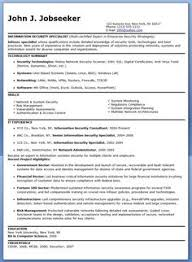 ... Best Solutions of Security Specialist Resume Sample On Letter Template  ...