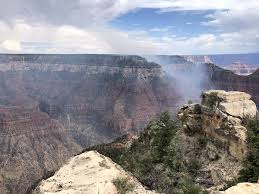 Grand Canyon Quotes Awesome Several Fires On Grand Canyon National Park's North Rim