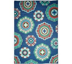 tommy bahama medallion 7u0027x10u0027 indoor outdoor rug m52422