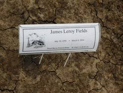 James Leroy Fields (1950-2016) - Find A Grave Memorial