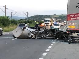 Accident MORTAL la Jucu. A murit o femeie din Cluj-Napoca - FOTO - Ştiri de Cluj