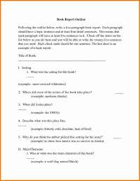 college book report template expense report college book report template book report outline following the