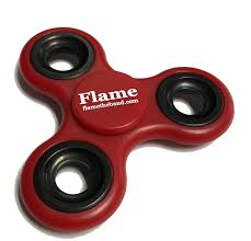 Band The Flame Fidget Spinners