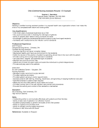 Cna Resume Skills Examples Cna Resume Sample Complete Guide 24 Examples Cna Resume Examples 19
