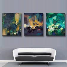 painting office walls. Fine Painting 3 PcsSet Modern Abstract Oil Painting Office Wall Pictures On  Canvas Art Top Home DecorationFree Shippingin U0026 Calligraphy From  With Walls F