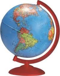 table globe. globus 1001 desk \u0026 table top political world globe
