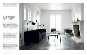 monochrome home elegant interiors in black and white amazon co