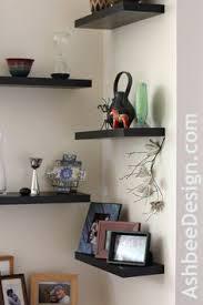 Lovely Ideas Corner Shelf For Living Room Winsome Inspiration Corner Shelves