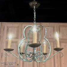 sleek french country wrought iron chandeliers french wrought iron chandelier