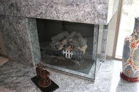 Marc Konys Glass Design Custom Glass Fireplace Doors