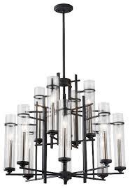 murray feiss ethan 12 light iron walnut chandelier f2629 8 4af