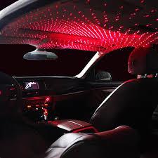 <b>USB Car Interior</b> Atmosphere Starry Sky Lamp Ambient Star Light ...