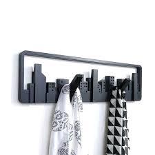 Row Of Hooks Coat Rack Wall Coat Hanger Imaginatively Decorated Plastic Hooks Wall Coat 39
