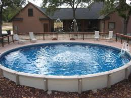 above ground pool with deck attached to house. Above Ground Pool Decks Attached To House With Deck K