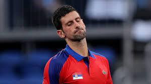 Djokovic played under medication ...