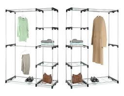 Coat Hanger Storage Rack Clothes Hanger Storage Rack Inch Closet Organizer Portable Clothes 41