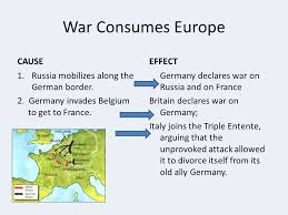 causes of ww essay causes of wwi dbq essay causes of ww1 essay