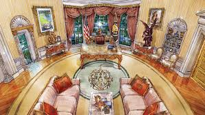 oval office paintings. Cherubs, Marble And Louis XIV: What Donald Trump\u0027s Oval Office Might Look Like | Pret-a-Reporter Paintings L