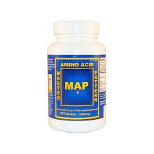 Master Amino Acid Pattern Stunning MASTER AMINO ACID PATTERN 48 Tabs MAP