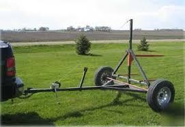SINGLE BALE HAY HAULER | Farm and Garden | Pinterest | Farm tools ...