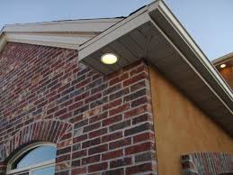 outdoor soffit lighting installation. brighton electric: soffit recessed lighting | exterior pinterest lights, roof soffits and curb appeal outdoor installation s